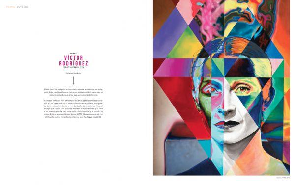 WARP Magazine no. 85: Björk Digital, la experiencia de la realidad virtual inmersiva llega a México