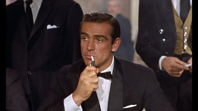 With deadly charm and cool sophistication, Sean Connery was the first actor to play 007 and remains the best James Bond of them all.