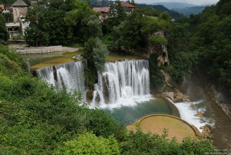 Босния и Герцеговина. Город Яйце | JugoSlovo