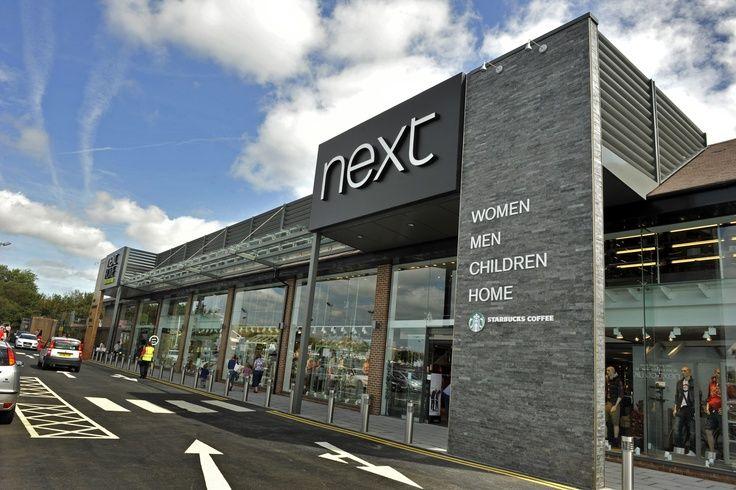 Retail store design exterior google privredne for Retail exterior design