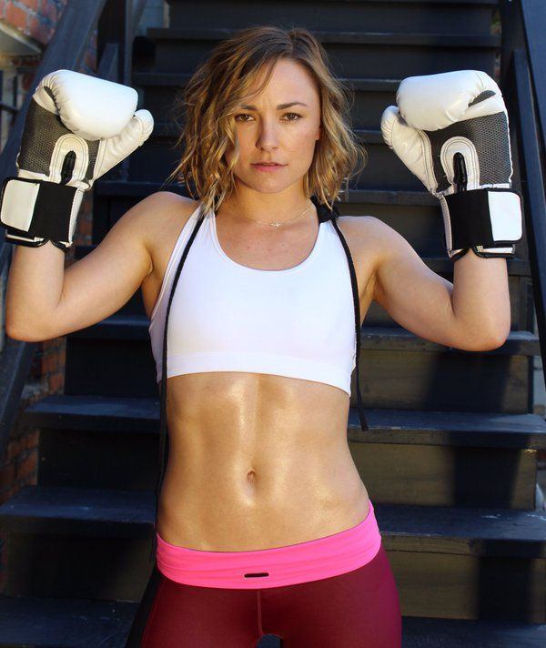 briana evigan abs 2016 - Google Search