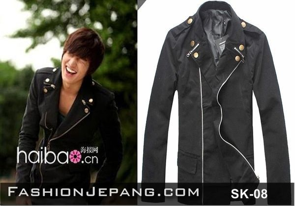 fashion, casual, anime, dark, fashion, men fashion, jogja, jual jaket, Blazer Jaket Korea SK-08