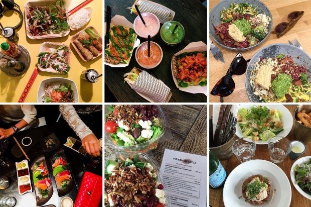 HealthySkinnyBitch: 7 sunde steder at spise frokost | ELLE