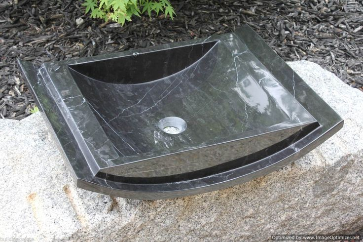 Stone Marble Basin 216 - Made to Order - NEW Polished Stone Counter Top Vanity | eBay