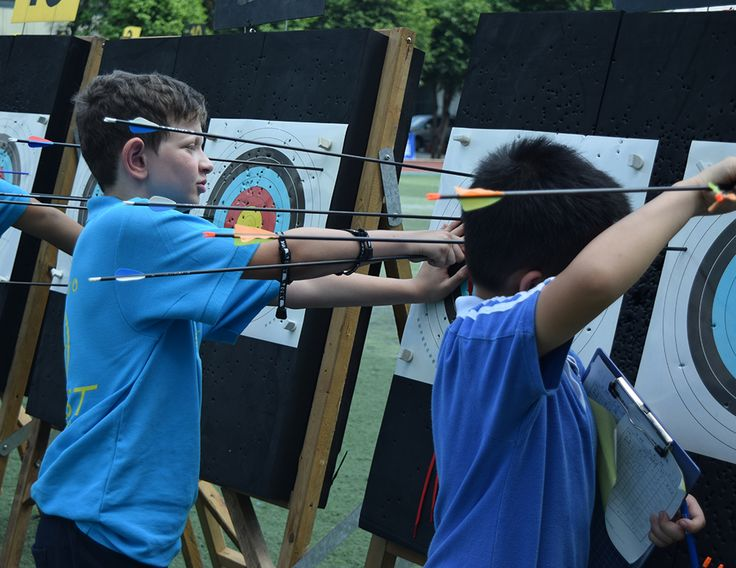 archery competition on Elong Outdoor Product Ltd