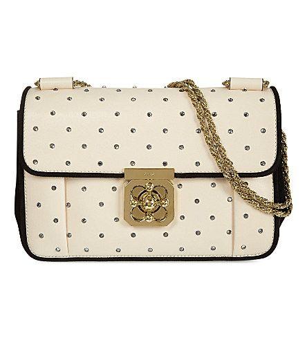 CHLOE Elsie Swarovski large shoulder bag | Boy CHANEL \u0026amp; Others ...