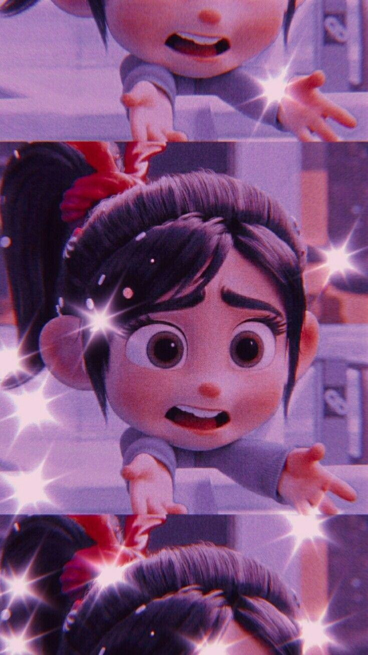 Venelope Animasi Disney Kartun Gambar Karakter