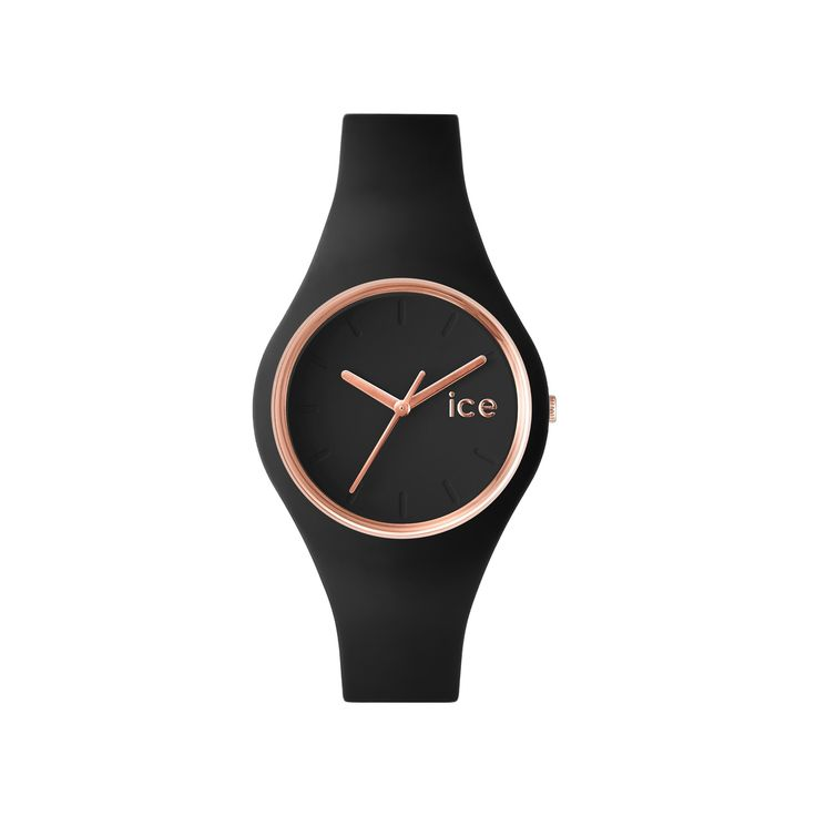 Montre ICE ICE glam - Noire - Moyenne