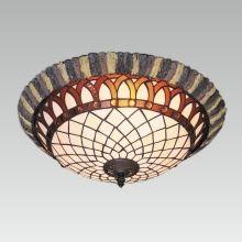 PREZENT 115 - TIFFANY mennyezeti lámpa 2xE27/40W