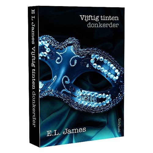 50 Shades Of Grey: Vijftig Tinten - Donkerder (Deel 2) Bestellen bij Sexyspeeltjes.nl