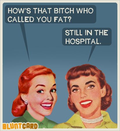 Bahahaha! Too much