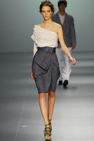 Adolfo dom nguez pasarela style inspiration moda for Adolfo dominguez y purificacion garcia