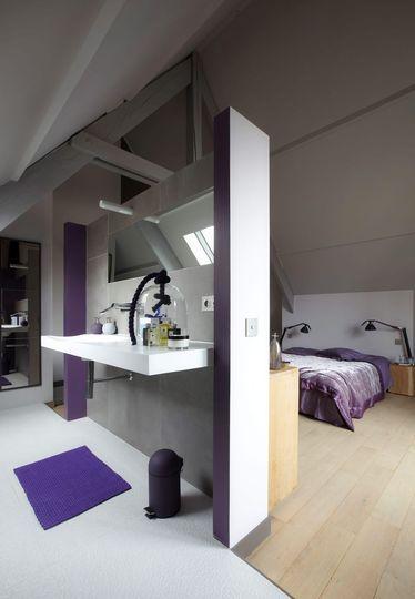 17 meilleures id es propos de plans tage chambre sur. Black Bedroom Furniture Sets. Home Design Ideas