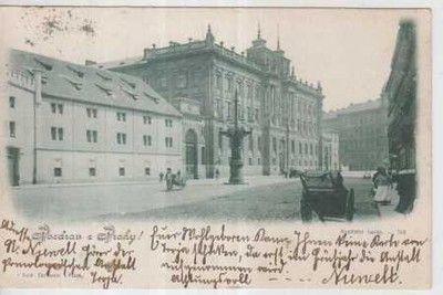 Praha, Senovážné náměstí