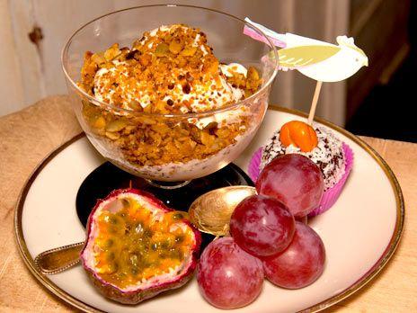Lyxchokladbollar med havrekrisp (vegan) | Recept.nu