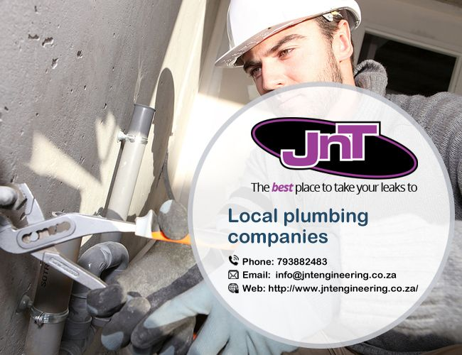 At JNT, our #plumbers pride themselves on quick and dependable. They undertake their work by preparing a well defined and smooth working of your #pipes without any issues. http://bit.ly/2iH0Vqs