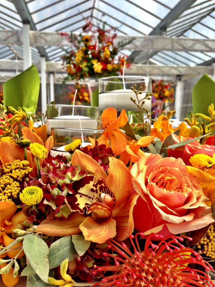 76 best Fall Wedding Centerpieces images on Pinterest | Fall ...