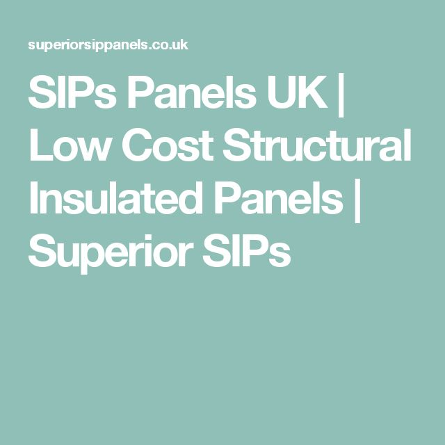 17 best ideas about insulated panels on pinterest for Sips panel prices