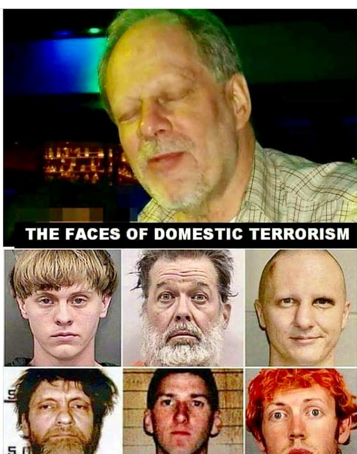 Time to get real about terrorism in America and it's source.