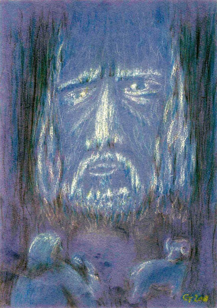 the burning bush (author Gabriel Todica)