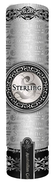 Sterling™ Decadent Twenty20™ DermaDark® bronzer is powered by the most precious metal on earth.  This revolutionary blend of bronzers and skincare ingredients help combat external pollutants for decadently, smooth, deep dark color, while SatinTouch™ Blend will leave your skin so soft others will be envious.  Perfect Platinum Extract enhances your skin's natural beauty and preserves its texture and tone for a Sterling™ captivating glow you've always desired.