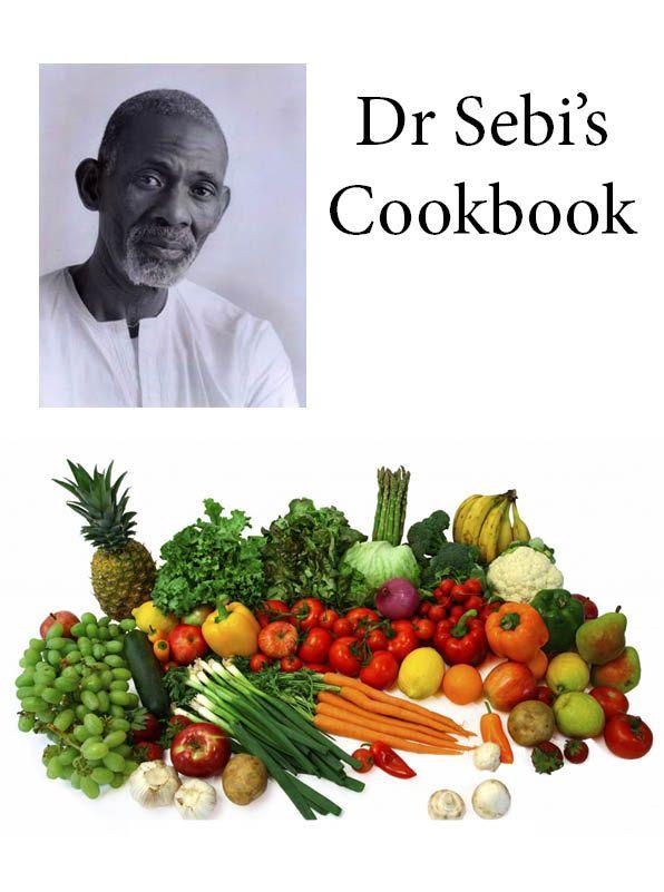Dr. Sebi's Cookbook  |