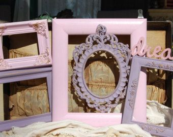 Picture Frame Set   Picture Frame Collection   Set by rusticathart