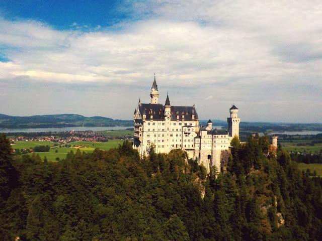 Make a trip to Neuschwanstein