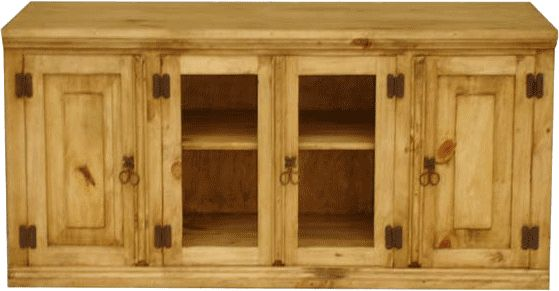 TV Stands Rustic Mexican Furniture
