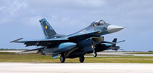 F-2A  Japanese version of USAF F-16