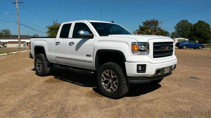 2014 sierra mud tires - Google Search