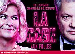 """""""La Cage aux Folles"""" im Theater in der Josefstadt Wien"""