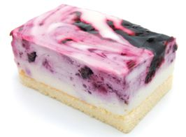 Aronia Cheesecake Bites