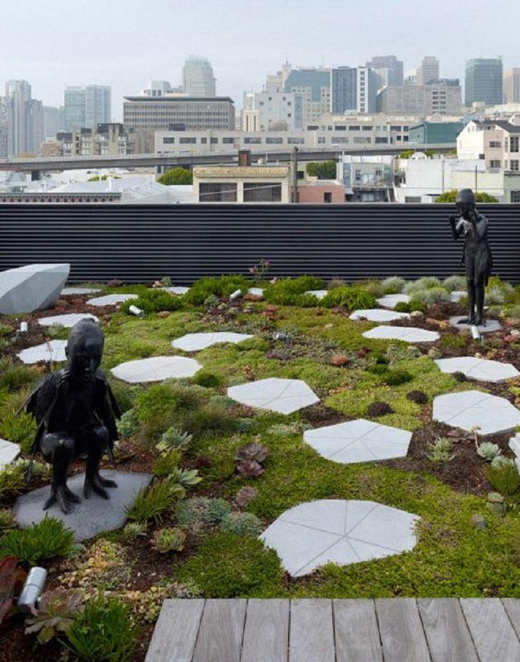 střešní zahrady - hledat Googlem