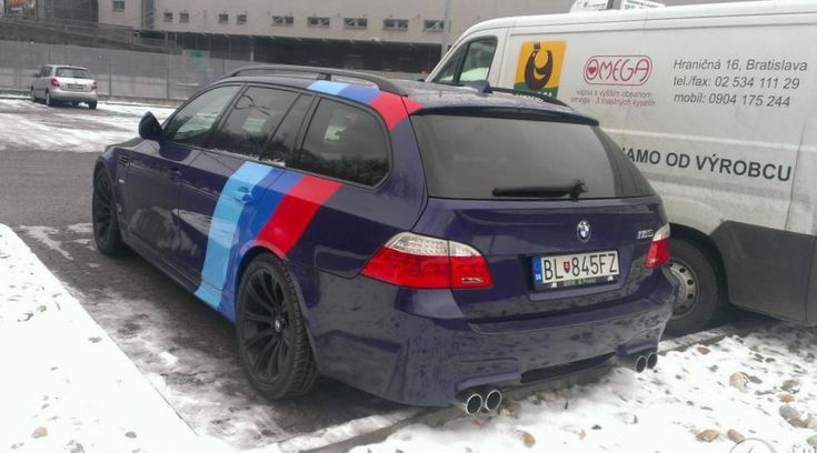 M5 Touring (E61) BMW sale - http://autotras.com