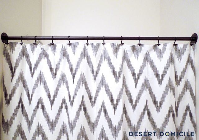 1000 Ideas About Shower Curtain Rods On Pinterest