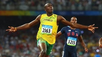 Bolt wants to Run 9.4!! how many chicken nuggets will it take this time