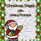 Spark students' creativity with these humorous and interesting Christmas theme creative writing prompts. These 8 creative writing prompts look grea...