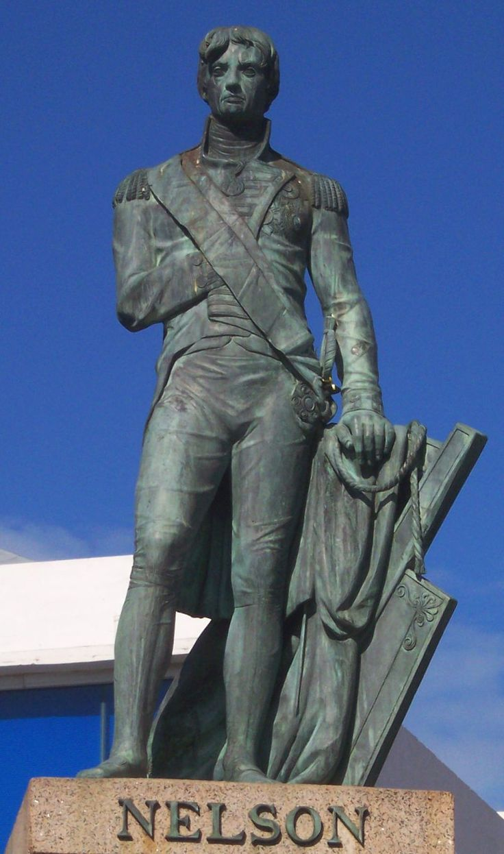 Did you know that the statue of Lord Nelson in Barbados predates Nelson Column in Trafalgar Square in London by nearly 30 years?