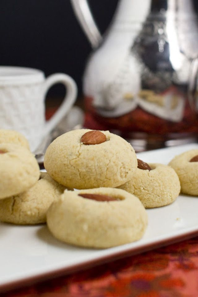 Gluten Free Almond Cardamom Cookies | Food and Libations | Pinterest