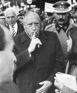 El General Pinochet