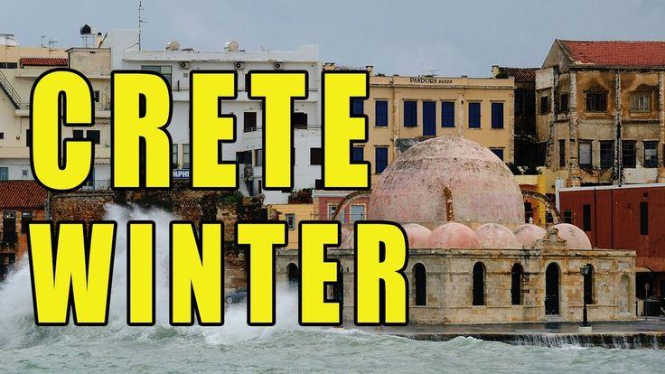 Crete Winter - December 2013
