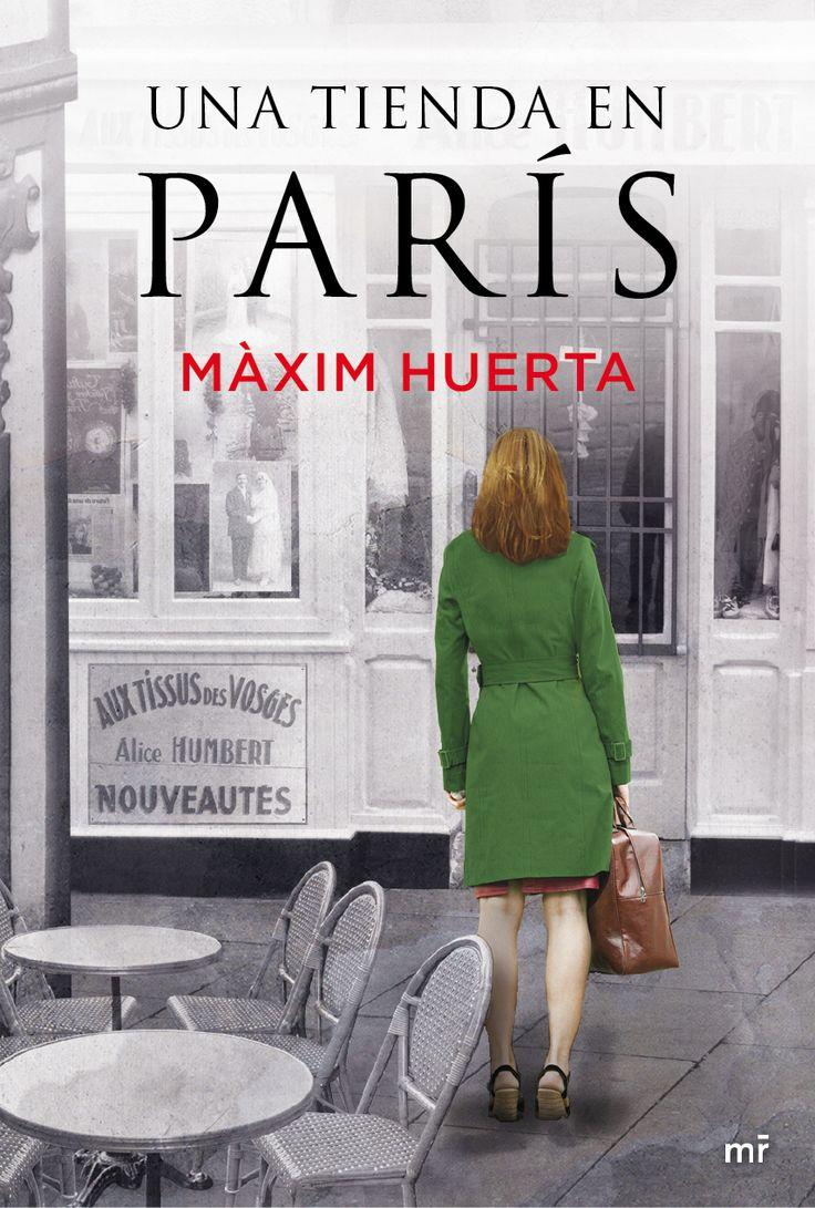 Una tienda en París. Maxim Huerta.