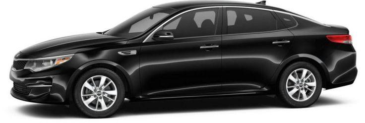 2016 Kia Optima LX Turbo Test Drive Review