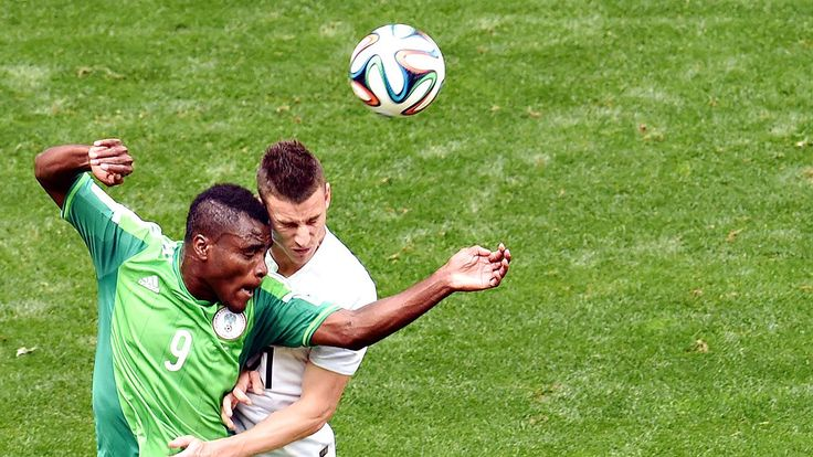 Emmanuel Emenike completes Olympiakos move