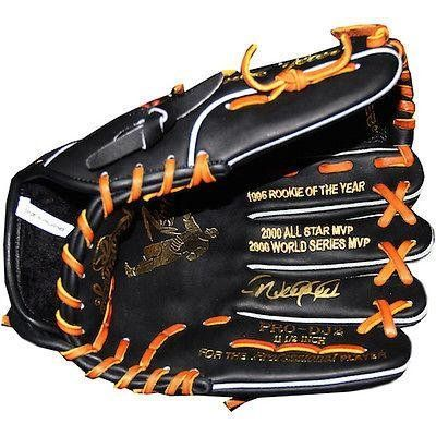 DEREK JETER Hand Signed Authentic Stat Turn 2 Fielding Glove LE 122 - Steiner Sports Certified - Autographed MLB Gloves >>> To view further for this item, visit the image link.