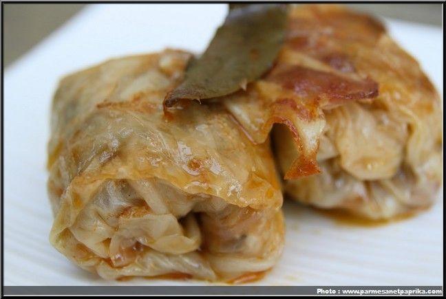 Sarma serbe, plat phare de la Slava dans la cuisine serbe