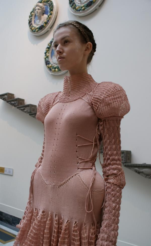 Juliana Sissons - Couture Fashion Show: Medieval and Renaissance Galleries: 19th February 2011 | V&A