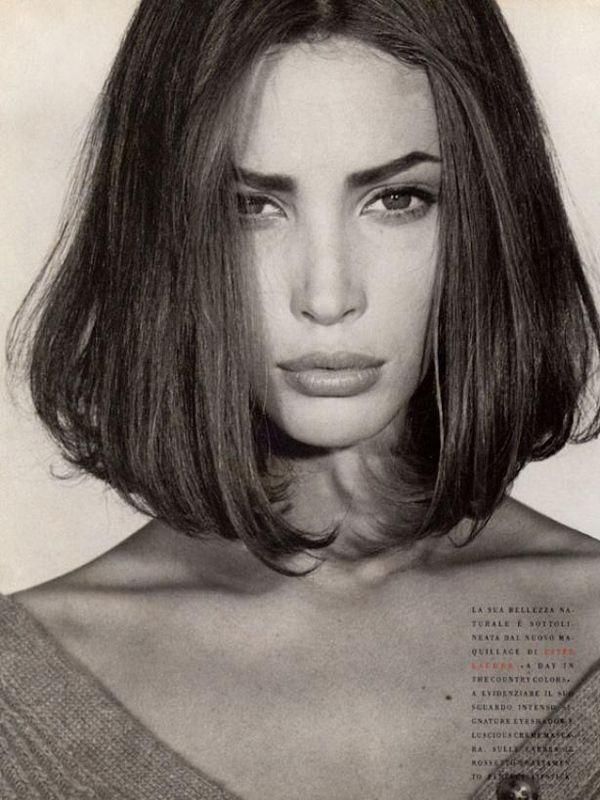 Как сейчас выглядят модели 90-х: Брук Шилдс, Стефани Сеймур, Кристи Тарлингтон   Allure   Секреты звезд   Макияж и прически звезд на сайте о красоте   Allure.ru