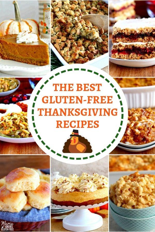 The Best Gluten Free Thanksgiving Recipes Gluten Free